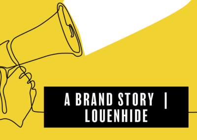 The power of brand as an investable asset – a founders perspective.