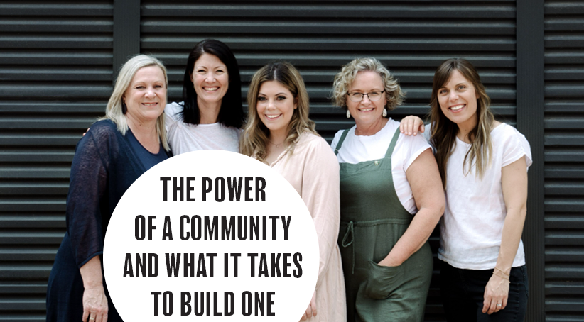 Communication – building connections in a community